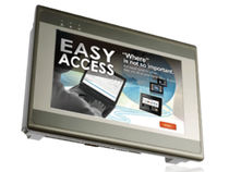 touch screen HMI terminal Wt 3010 Weintek Labs