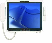 "touch screen panel PC for medical applications 17"", IP65/54 