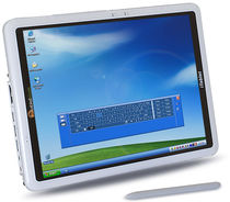 touch screen tablet PC Intel Pentium LV 758, 1.5 GHz, 2 MB L2 cache | Slate PC i215 TabletKiosk
