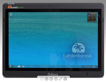 touch screen tablet PC Intel Core i7 vPro | i500 TabletKiosk