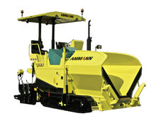 tracked asphalt paver 1 830 - 4 500 mm | AWT 350 E/G Ammann