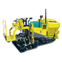 tracked asphalt paver 1 400 - 3 330 mm | AFT 270 E/G Ammann