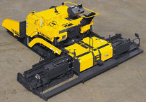 tracked asphalt paver 2.3 - 6.0 m | HA60C-7 SUMITOMO construction machinery manufacturing CO.,