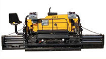 tracked asphalt paver max. 16 ft | 1750-C Calder Brothers Corporation