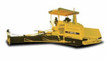 tracked asphalt paver max. 12 500 mm, 174 kW | SWAP125CH Sinoway Industrial (Shanghai)