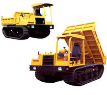 tracked dumper 3 300 - 4 300 kg | MST-600VD/800VD Morooka Co., Ltd.