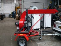 trailer mounted leaf blower  Mecagil-Lebon