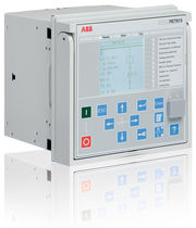 transformer protection relay RET615 IEC/ANSI ABB Oy Distribution Automation