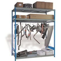 "transport rack for automobile industry 72"" x 36"" x 87"", 300 lb 