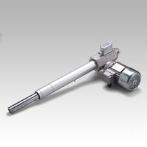 trapezoidal screw electric linear actuator (right angle gear box) max. 12 000 N, max. 46 mm/s | CLA 40 SERVOMECH