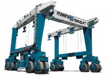 travel lift with big capacity 600 - 1 000 t | C series Shuttlelift