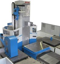 traveling column horizontal CNC boring milling machine max. 4000 x 4000 x 1200 mm | MX 7 RAM JUARISTI