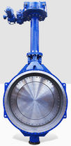 triple offset butterfly valve DN 50 - 1800, max. 100 bar | TRI CON series Zwick Armaturen