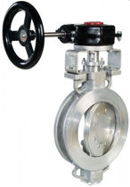 triple offset butterfly valve DN 80 - 600, PN 16 | 3323, 3340 Asteknik Valve-Elmak Mac Co.