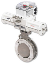 triple offset butterfly valve (high performance) DN 80 - 600 | Torex Flowserve Corporation Europe