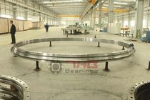 triple row roller slewing ring ID : 100 - 6500 mm THB Bearings