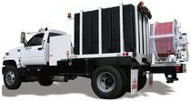 truck mounted high pressure cleaner max. 80 gpm | Camel Jet® 1600 Super Products