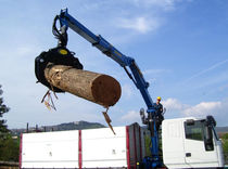 truck mounted log loader 1 730 - 1 820 kg | M 8500 T MARCHESI GRU S.r.l.