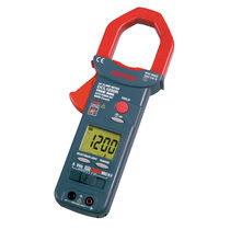 true RMS clamp multimeter max. 600 V, max. 1 200 A | DCL1200R Sanwa Electric Instrument