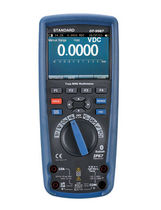true RMS digital multimeter 1000 V, 10 A, 10 Mhz | DT-9987   CEM Instruments, Inc