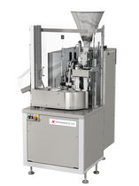 tube filler and sealer for liquids max. 25 p/min | NM 250 Norden Machinery