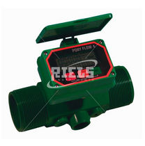 turbine flow-meter max. 60 bar, 1/2 - 4"
