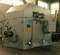 turbo-generator 10 - 65 MVA, max. 15 kV | DG 4 Pole Brush HMA