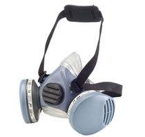 twin filter half-mask respirator Profile 60 SCOTT SAFETY EMEA