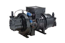 twin screw semi-hermetic refrigeration compressor 40 - 240 HP | SW series RefComp