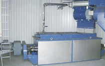 twin shaft continuous paddle mixer  Kopar