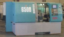 twin-turret twin-spindle CNC lathe OMEGA MUPEM