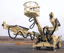 two boom jumbo drilling rig 6.07 - 8.28 m | 2 MB Mining technologies International Inc