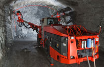 two boom jumbo drilling rig 6.6 m | DD421 Sandvik Mining and Sandvik Construction