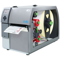 two color label printer max. 300 dpi | XC series cab Produkttechnik GmbH & Co KG