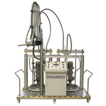 two-component resin mixer-dispenser (static-dynamic mixer) UNIDOS 300 TX/MP 200 Dekumed Kunststoff- und Maschinenvertrieb GmbH & C