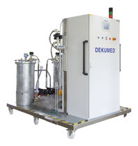 two-component resin mixer-dispenser (static mixer) UNIDOS 300 Infusion 2C Dekumed Kunststoff- und Maschinenvertrieb GmbH & C