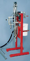 two-component resin mixer-dispenser  Wolfangel