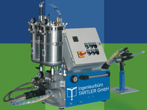 two-component resin mixer-dispenser max. 1.5 kg/min | MDM5 Ingenieurbüro TARTLER