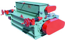 two shaft shredder (plastic, wood, glass, paper, cardboard, rubber) YMS-PK series Yemmak