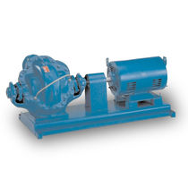 two stage centrifugal water pump max. 400 gpm, max. 300 °F (149 °C) | Model 431B  Aurora Pump
