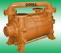 two stage liquid ring vacuum pump max. 960 m3/h | BLA series Omel Bombas e Compressores