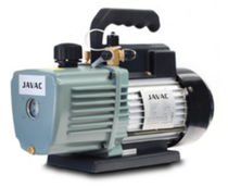 two stage rotary vane vacuum pump 45 - 230 l/min | CC series Javac