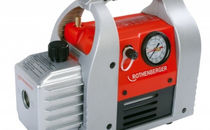 two stage rotary vane vacuum pump  ROTHENBERGER