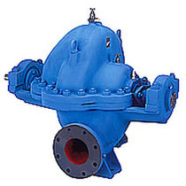 two stage split case centrifugal pump max. 470 m³/h | DSM, DSM(T) series Kirloskar Brothers Ltd.