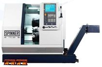 two turret CNC lathe max. ø 250 x 400 mm | TTC series Spinner