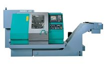two turret CNC lathe max. 65 mm | ABC INDEX-Werke