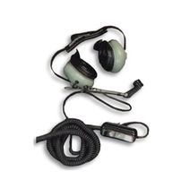 two way noise attenuating headset EXT - 401 Guardian Telecom