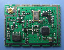 UHF radio transceiver module RCT03CC series  Shoulder Electronics