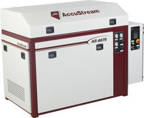 ultra high pressure piston pump for water-jet cutting 75 hp | AS series Accustream