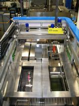 ultrasonic cleaning - degreasing machine PLURITANK NOVATEC srl - Surface Finishing Technology